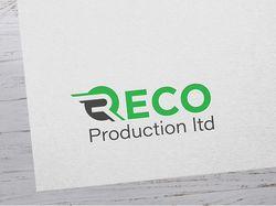 """Логотип для компании """"RECO"""""""