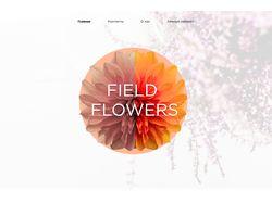FIELD FLOWERS STORE