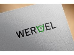 "Логотип для магазина ""WERWEL"""