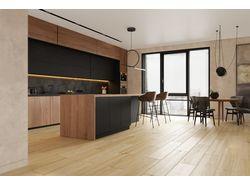 Квартира, кухня-вітальня
