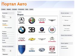 Создание автомобильного портала на Drupal