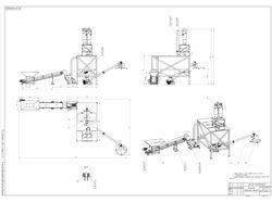 ДК-ДМ-10М.00000СБ - Агрегат дробильный