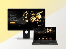 Сайт по продаже онлайн платформы казино