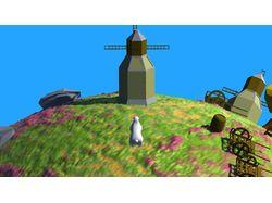 Sheep Runner // Игра-ранер с генератором уровней