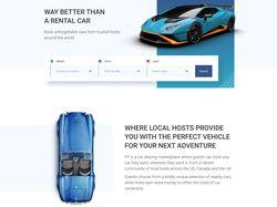 Finish Price (Rental Car)