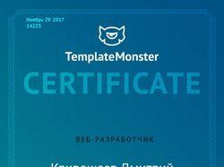 Сертификат WordPress