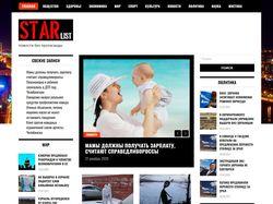 Создание новостного сайта на шаблоне WordPress