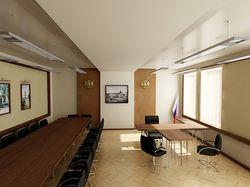 Кабинет Ижевского завода ячеистого бетона