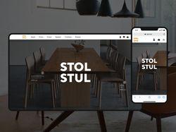 Интернет магазин — по продаже мебели