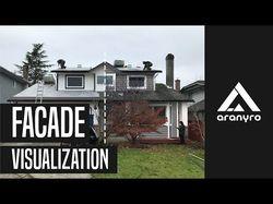 Facade visualization / Визуализация фасада