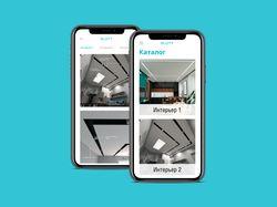 Мобильное приложение для компании Slott