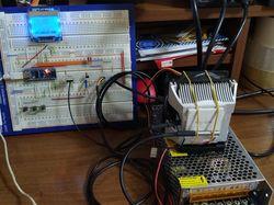 Автоматический регулятор охлаждения