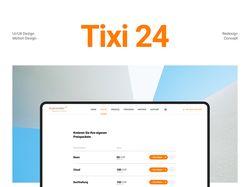 Tixi 24 — SaaS Solution