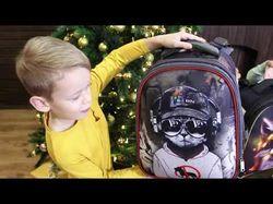 Рекламный ролик для сайта, новогоднее видео