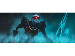 """Silent Shadows"" WoW rogue community - banner"
