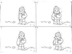 Сугроб ❘ Анимация