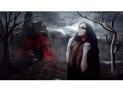 Witch on Shabashche