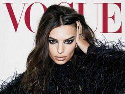 Фотосессия в стиле Vogue