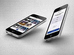 Дизайн мобильного приложение App Store