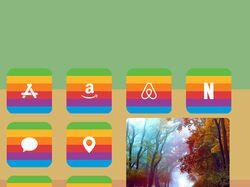 Дизайн иконок для iOS