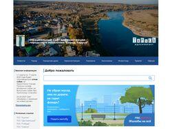 Вёрстка и посадка на WordPress сайта города Таруса