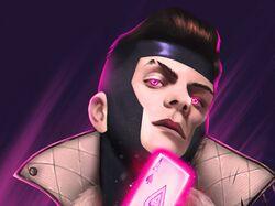 Персонаж серии X-man - Гамбит