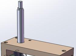 Модель редуктора
