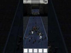 Разработка собственной мобильной игры Zombotron