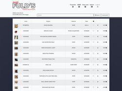 Antifulds Index - Сайт для коллекционеров