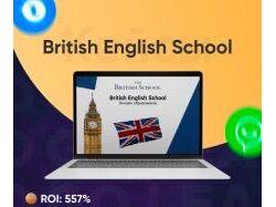 British English School - онлайн образование, курсы