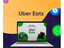 Uber Eats - Служба доставки еды