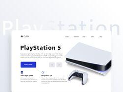 Первый экран Playstation