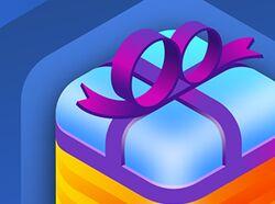 Иконка для мобильного приложения подарков