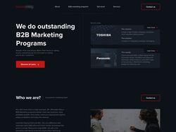 Редизайн главной страницы многостраничного сайта
