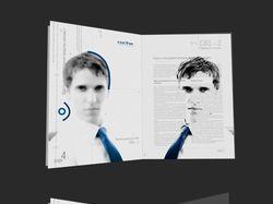 Набор рекламных буклетов «Colvir»