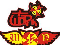 """Лого клубн. объед-я """"Шторм"""" и 1-го из его проектов"""