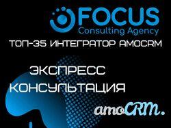 Экспресс консультация amoCRM