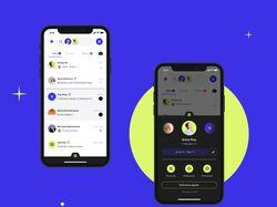 Mobile App: Мессенджер