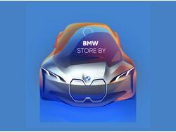 "Аватарка для инстаграм ""BMW Store by"""
