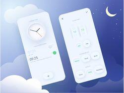 Мобильное приложение будильника