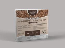 Дизайн упаковки кокосовые чипсы для садовода