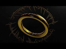 One ring. LOTR.
