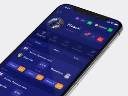 Mobile App: Betting