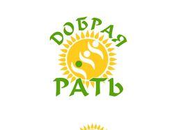 """Логотип компании """"Добрая рать"""""""