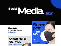 Social Media | 2021 (Instagram&Facebook)