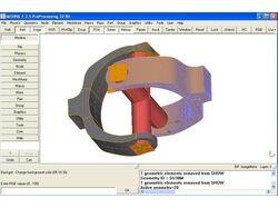 MEDINA - CAD/CAE/FEM система