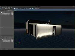 LightCAD.Engine3D - графический 3D-движок для CAD