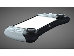 Концепт Snony Playstation 5 portable.