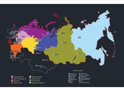 Оцифровка геологической карты