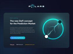Polars. Landing Page.